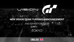 GT Sport World Tour Tokyo Event Will Reveal a New Vision Gran Turismo Car