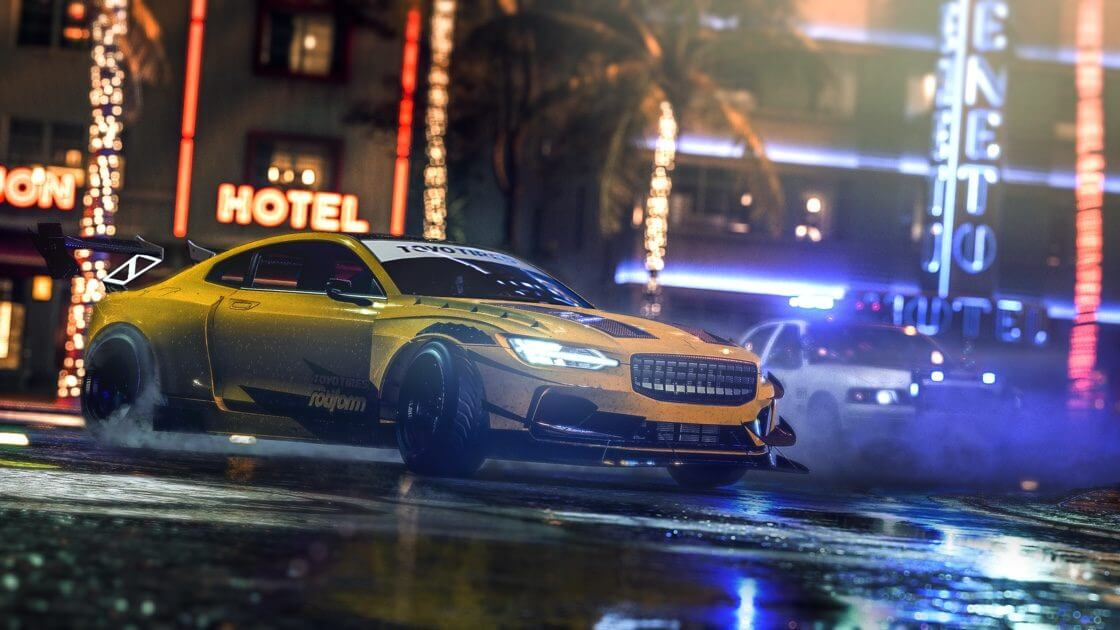 Need For Speed Heat Review Hot In The City