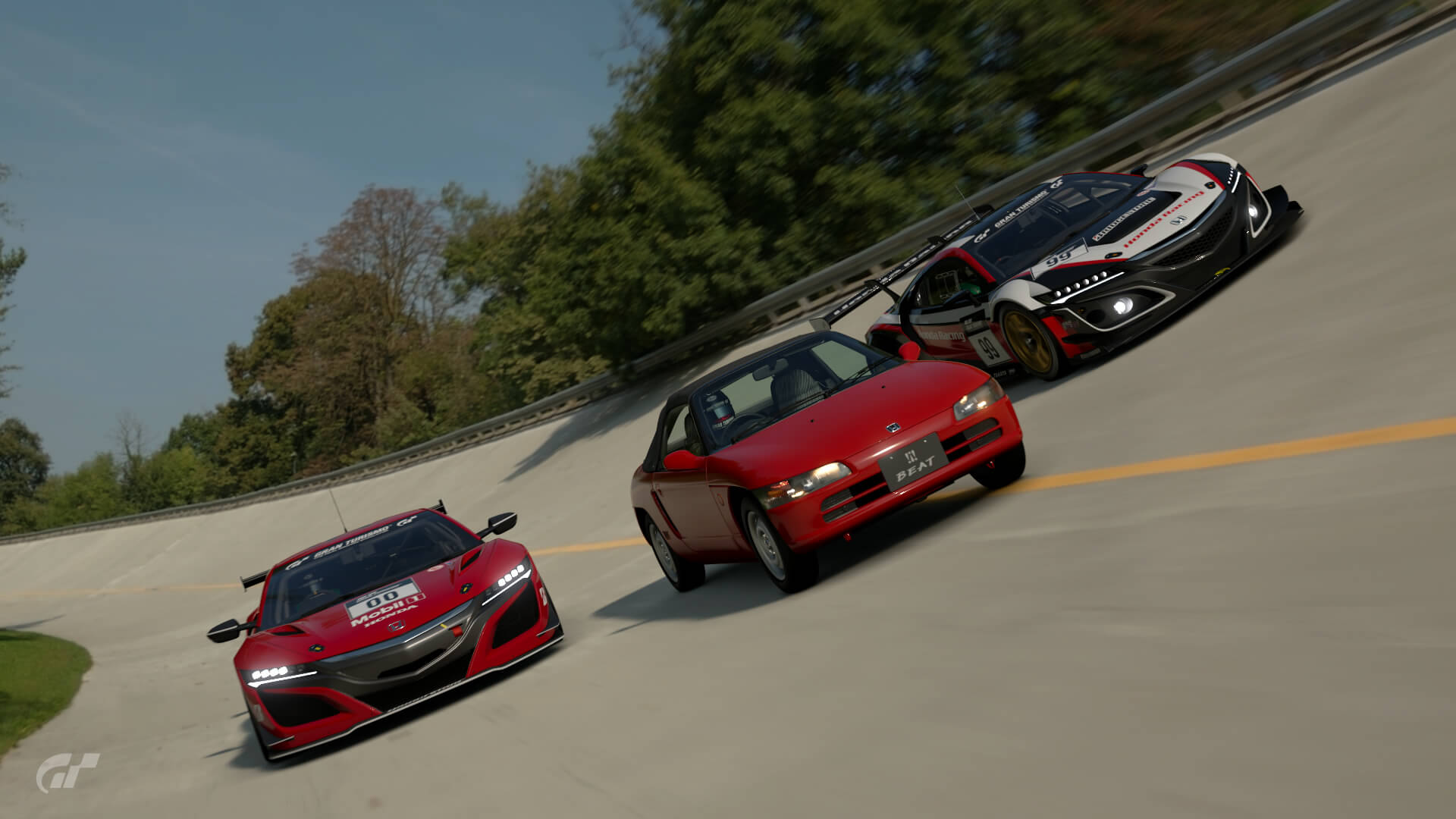 GT Sport Daily Races: Sardinia Speed, Bathurst Brawl, and a Beat Down - GTPlanet