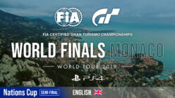 Live Stream: FIA Gran Turismo Championships Monaco World Final (Nations Cup Semi-Final)
