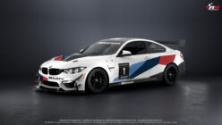 BMW M4 GT4 Coming to RaceRoom Racing Experience in December