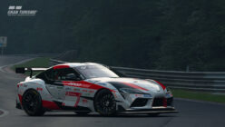 Toyota GR Supra Nurburgring Livery Gr.4 Now Available in GT Sport