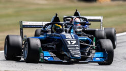 Igor Fraga Retains Second in TRS Championship With Two Podiums at Teretonga