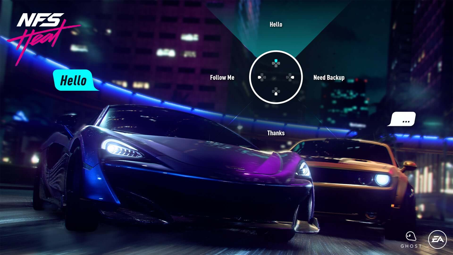 Need For Speed Heat Finally Supports Steering Wheels