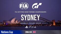 Live Stream: FIA Gran Turismo Championships World Tour Sydney (Nations Cup)
