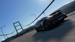 GT Sport Time Trials: The Kart Express and Racing Ruf