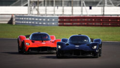 Aston Martin Puts the Brakes on the Valkyrie Race Car Project