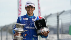 Igor Fraga Wins 2020 Toyota Racing Series Title in Final Race Decider