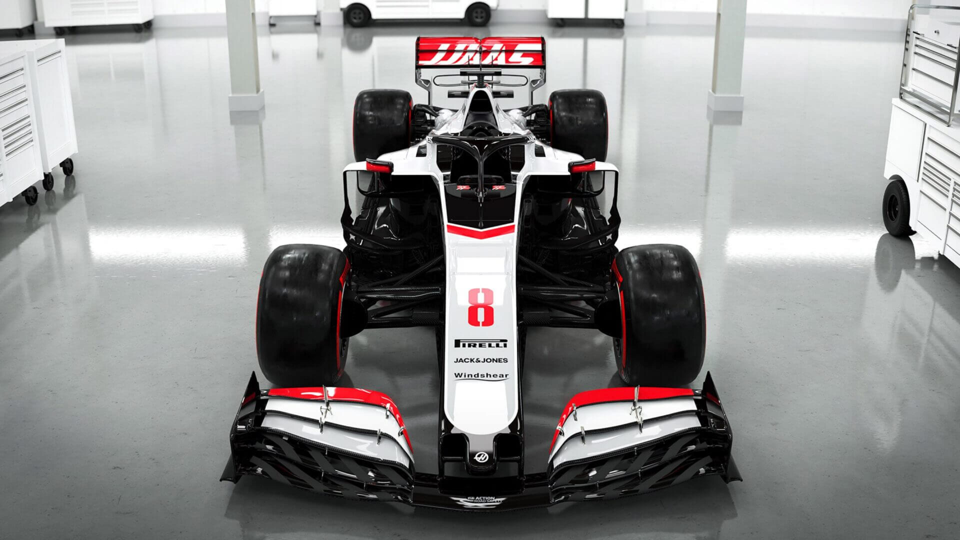 Haas Formula 1 team hopes to rebound from