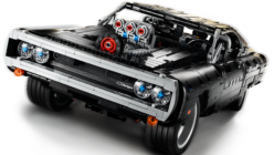 LEGO Fast and Furious Charger Lets You Live Your Life a 1x4 Brick at a Time