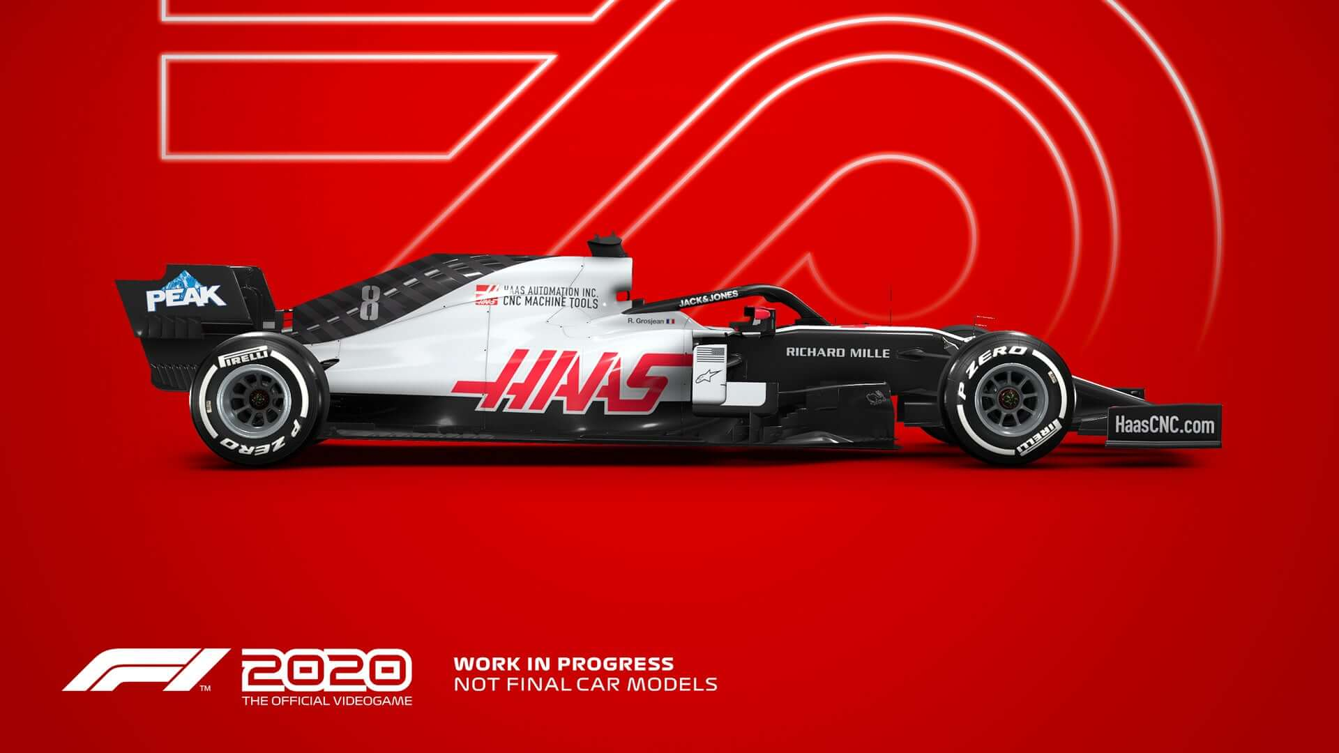 F1 2020 game to be released in July, includes management mode