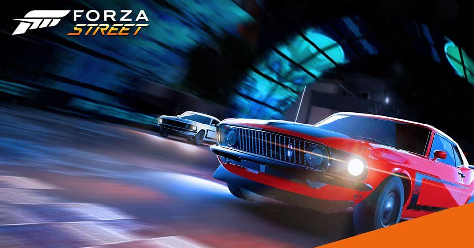 Forza Street will speed into the App Store next month