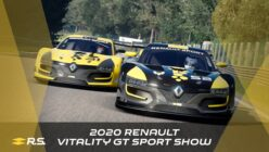 Watch Live: Renault Sport F1 to Host Gran Turismo Sport Esport Event