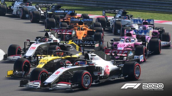 F1 2020 Revealed Arrives July 10 For Ps4 Xbox One Pc And Stadia
