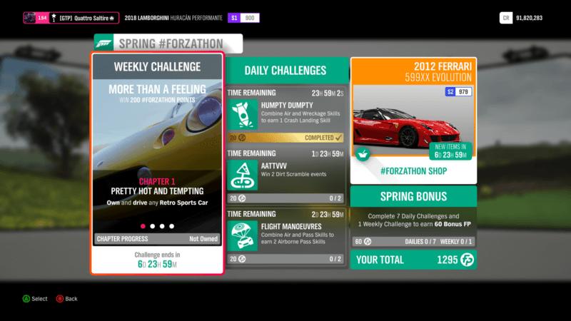 Forza-Horizon-4-Spring-Forzathon-800x450 Forza Horizon 4 Season Change: Roadsters Rock Spring