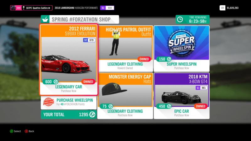 Forza-Horizon-4-Spring-Forzathon-Shop-800x450 Forza Horizon 4 Season Change: Roadsters Rock Spring