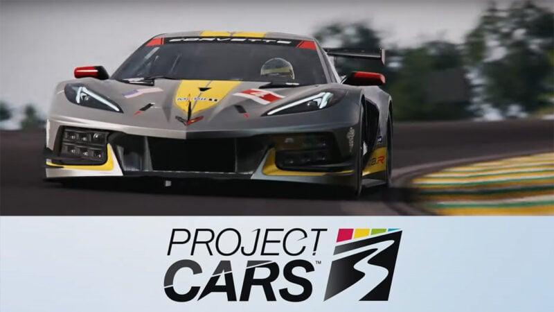 Project Cars 3 Car List Track List Videos Screenshots And Updates