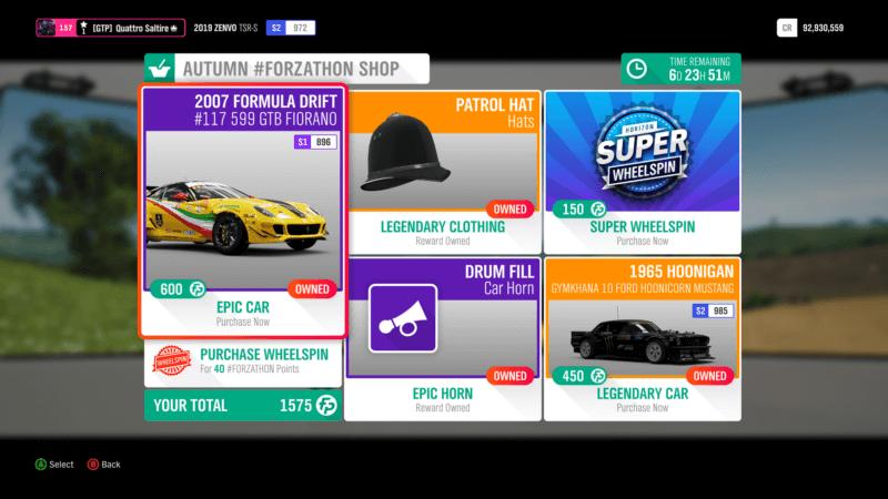 Forza-Horizon-4-Autumn-Forzathon-Shop-800x450 Forza Horizon 4 Season Change: Ford Brings a Rare Autumn Surprise