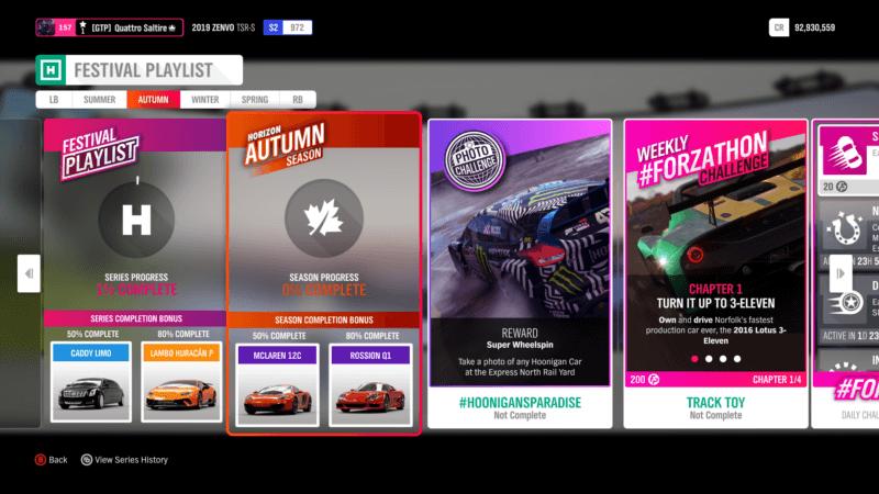 Forza-Horizon-4-Autumn-Playlist-800x450 Forza Horizon 4 Season Change: Ford Brings a Rare Autumn Surprise