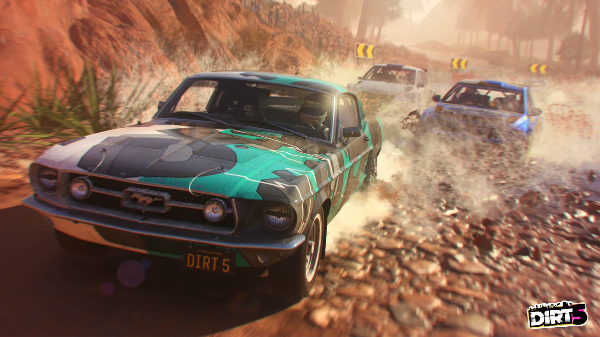 DIRT 5: Locations and Events Revealed