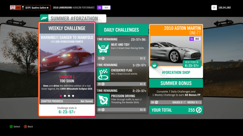 Forza-Horizon-4-Summer-Forzathon-800x450 Forza Horizon 4 Season Change: Summer of High Class