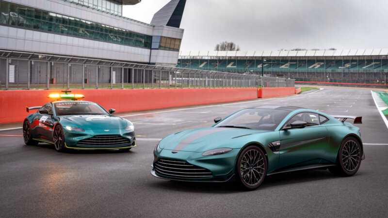 Aston Martin Vantage F1 Edition Is An F1 Safety Car For The Road