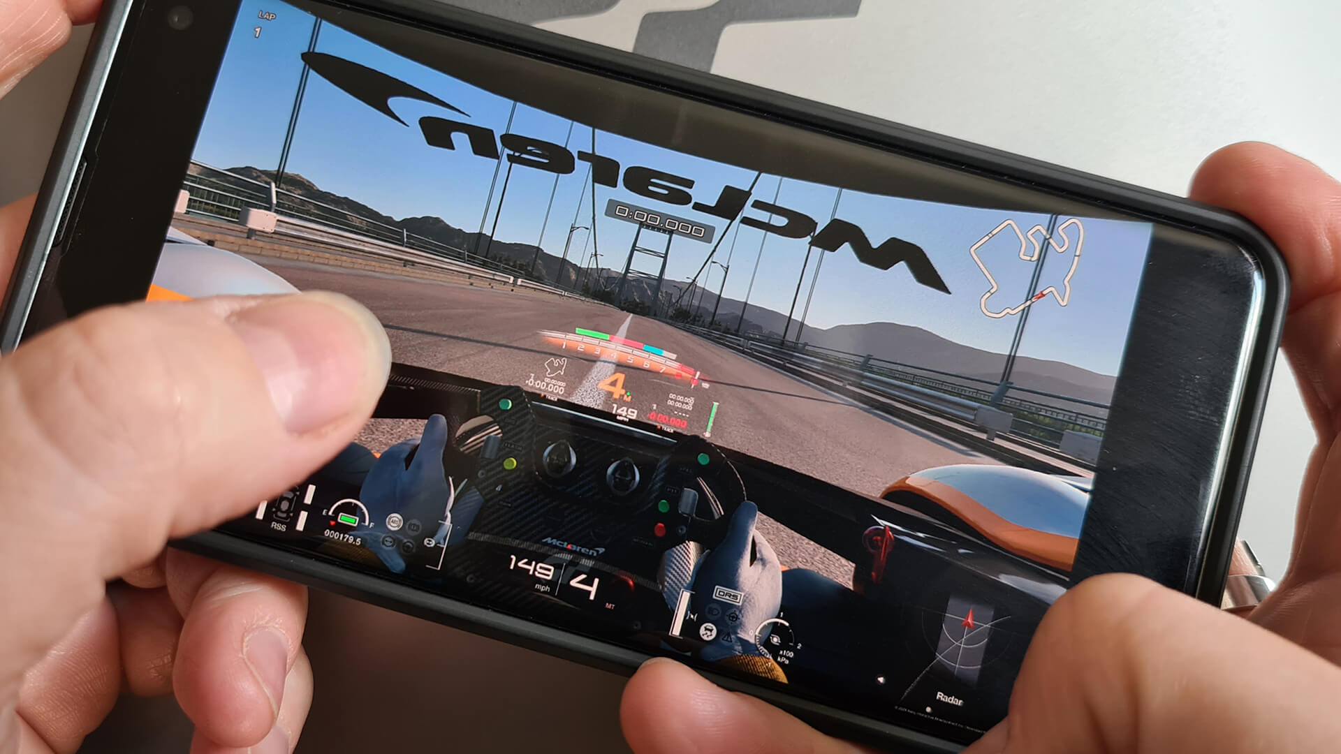 Could Gran Turismo Go Mobile? Sony to Adapt