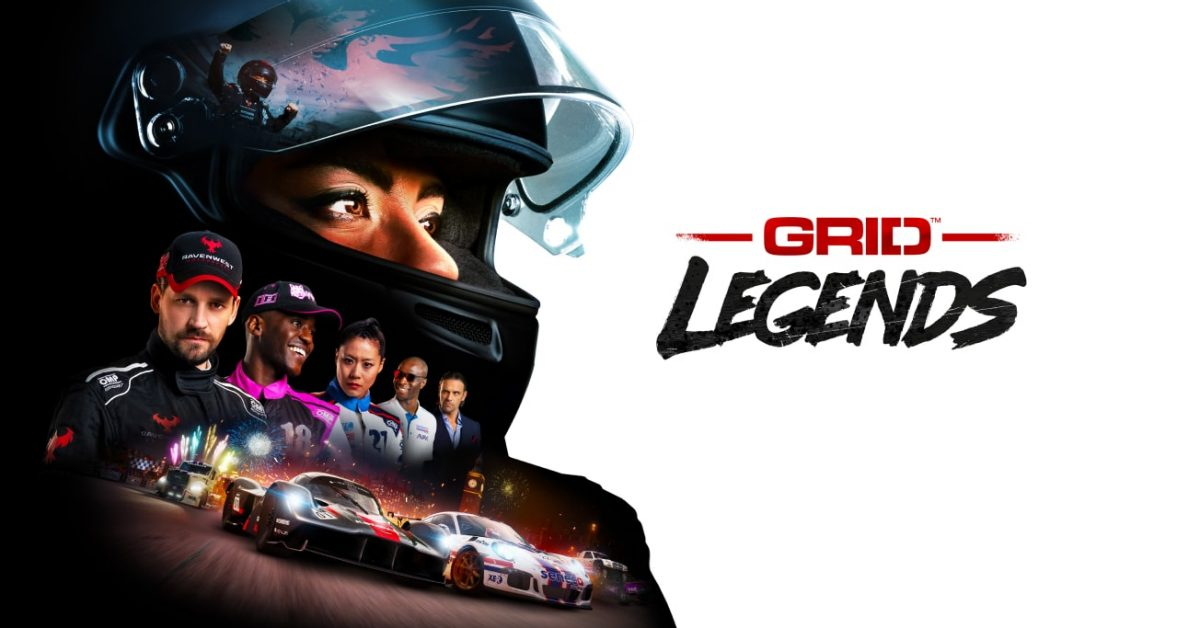 """""""GRID Legends"""" Announced with Live-Action Story, Releases in 2022"""