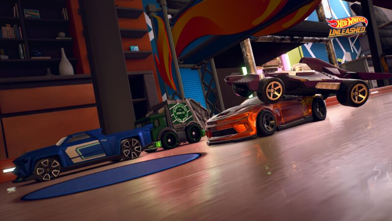 Hot Wheels Unleashed Review: Top Notch Toy Box – GTPlanet