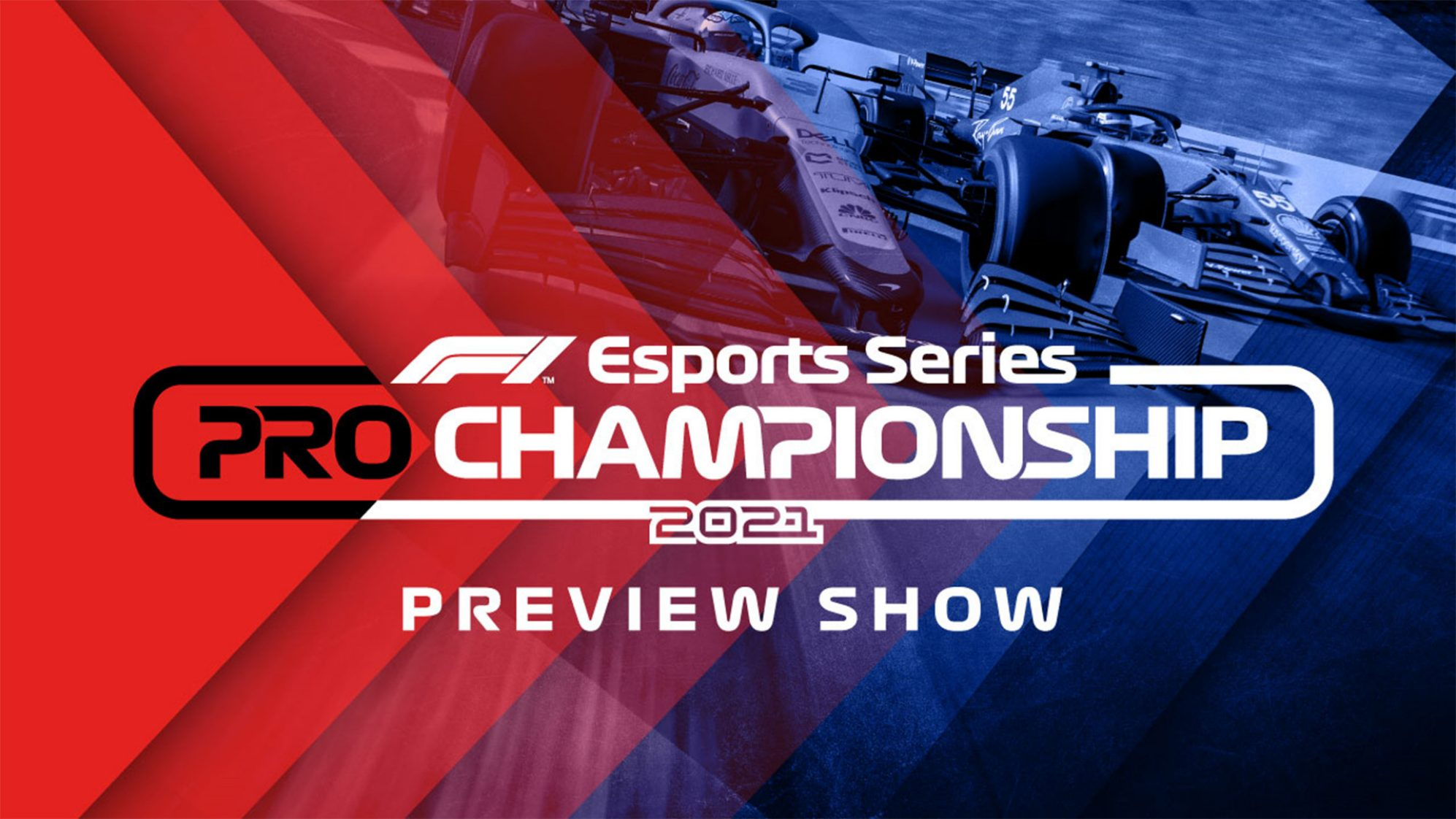 Watch Live: 2021 F1 Esports Series Preview Show