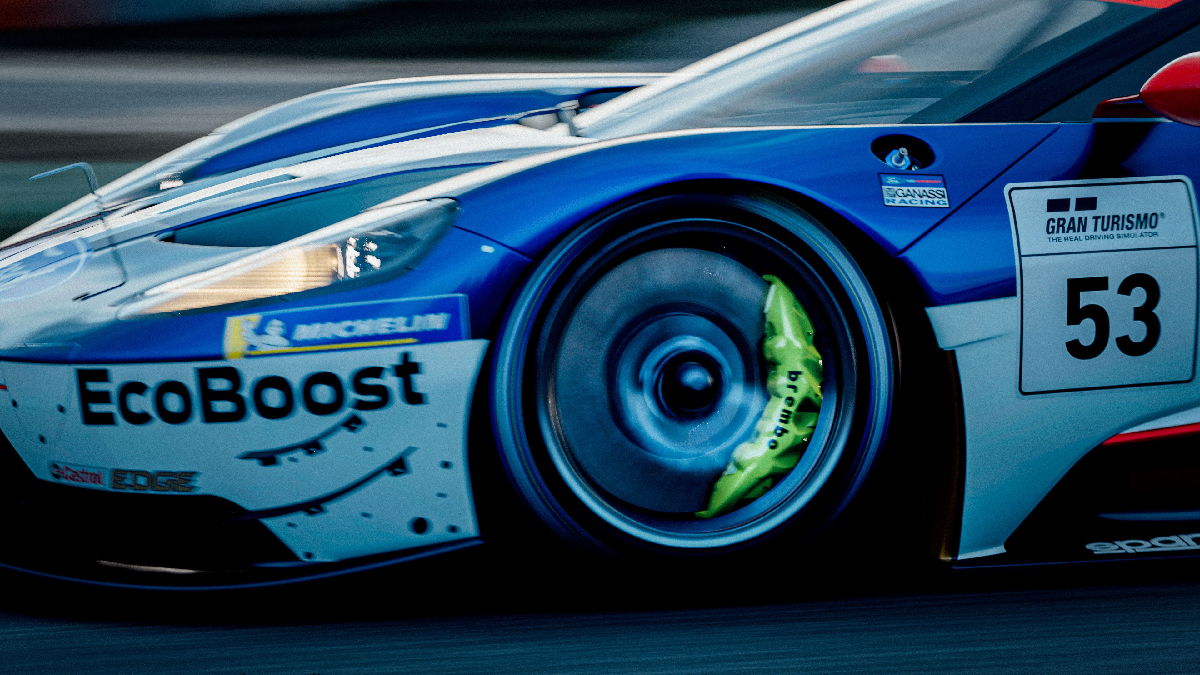 Brembo Becomes Official Technical Partner in Braking Systems for Gran Turismo 7